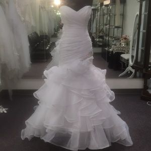 Maggie Sottero Cheyenne style # 3MS738 Size 16